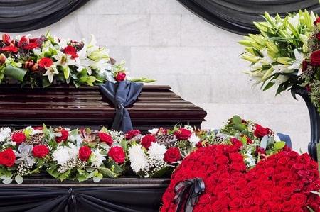 هزینه کفن و دفن