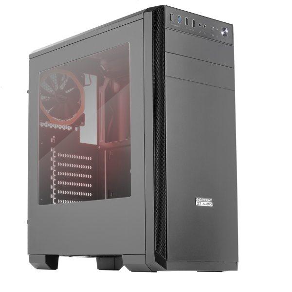 کیس کامپیوتر گرین برای دفاتر اسناد رسمی
