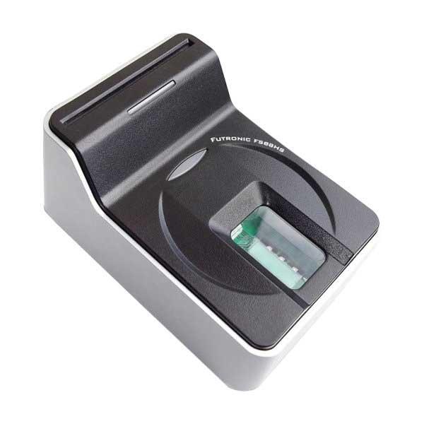 دستگاه اثر انگشت فوترونیک دفترخانه اسناد رسمی