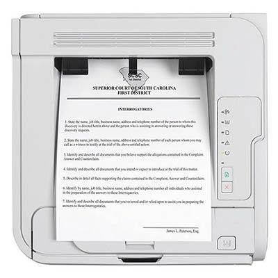 پرینتر لیزری اچ پی 2035 مخصوص دفترخانه اسناد رسمی خرید از فروشگاه محضرچی
