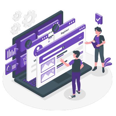 طراحی وب سایت برای دفترخانه